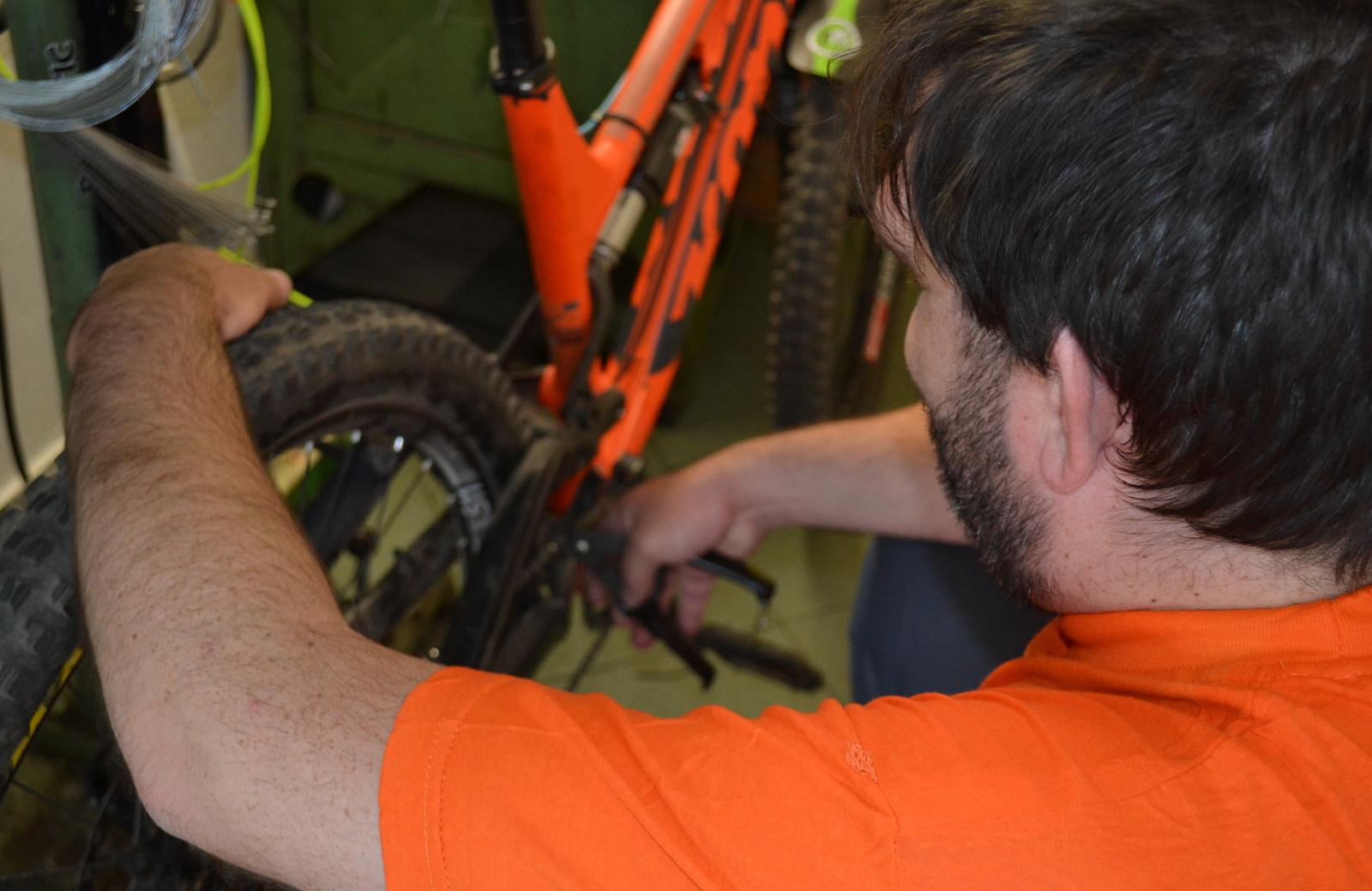 a3067d660b Jak na údržbu kola i o dalších tipech pro cyklisty se servismanem ...